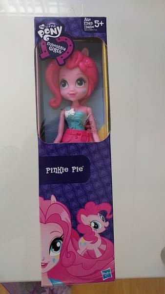 マイリトルポニー ピンキーパイ フィギュア My Little Pony Equestrian Girls Pinky Pie ライブグッズの画像