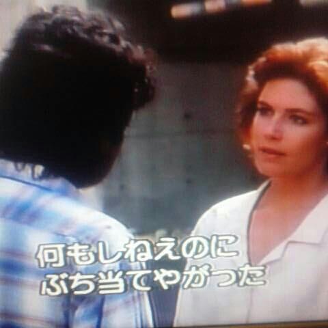 VHS 告発の行方 ジョディ・フォスター アンハーン 「長くリアルなシーン」 1988年アカデミー主演女優賞作品 _画像1
