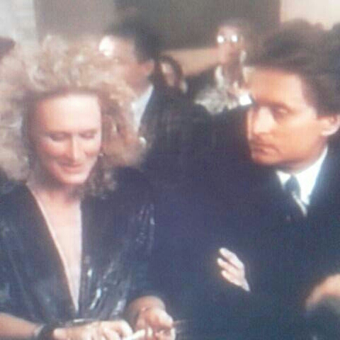 VHS 危険な情事 マイケルダグラ...