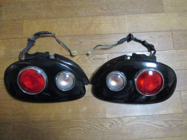 【わけありジャンク加工ベース】カプチーノ リアテールランプ テールライト 左右 EA11R