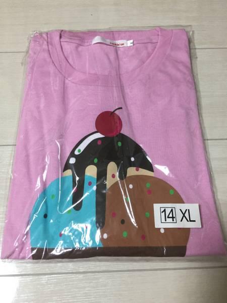 【新品】ROCK IN JAPAN FESTIVAL 2015オフィシャルグッズ Tシャツ XLサイズ (アイスクリーム)