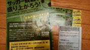 ワールドカップ予選 日本vsタイ パブリックビューイング ペアチケット 神奈川県平塚市 ららぽーと平塚