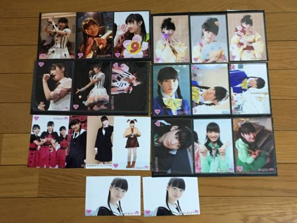 私立恵比寿中学 生写真 松野莉奈 36枚セット ライブグッズの画像