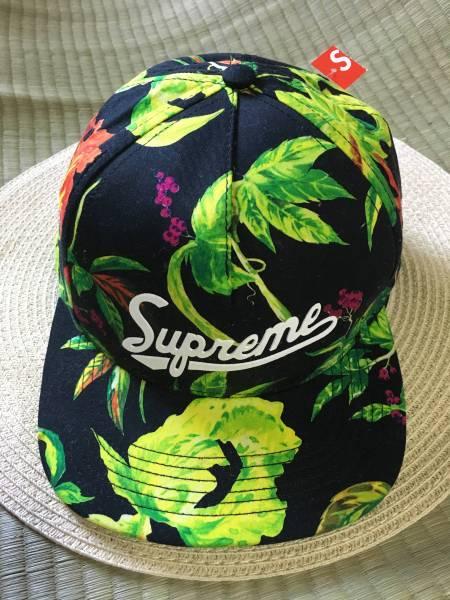 b4a87949766 代購代標第一品牌- 樂淘letao - Supreme Currant 5-Panel cap 2015ss 新品即決黒black