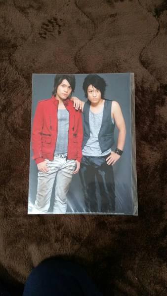 【送料込】関西ジャニーズJr. 大阪 凱旋 コンサート 2008/クリアファイル B.A.D.