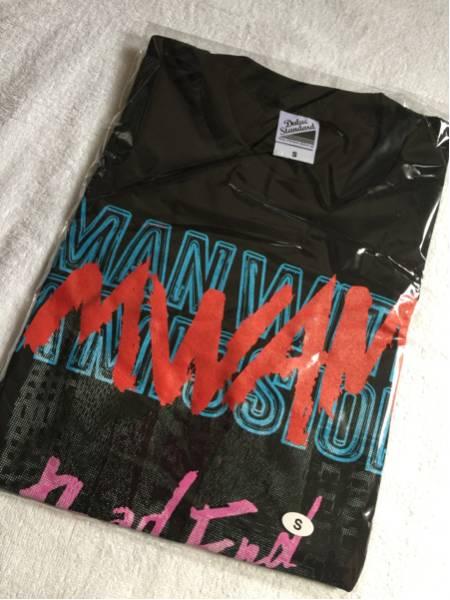 MAN WITH A MISSION マンウィズ MWAM Tシャツ 【S】サイズ 大阪