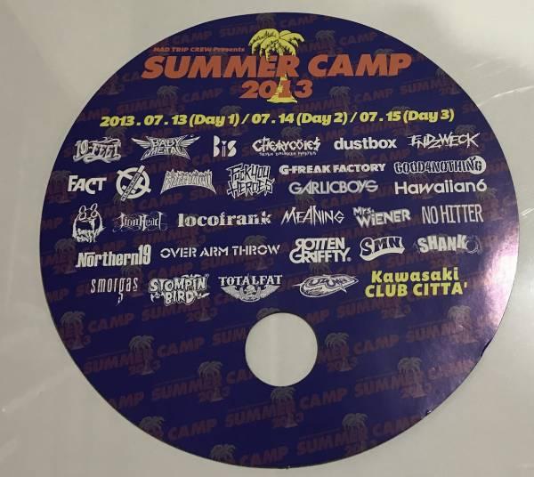 BABYMETALベビーメタル出演 SUMMER CAMP 2013 うちわ