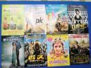 映画チラシ インド映画24作品25種 ムトゥ・ミルカ・ピーケイ・きっとうまくいく