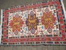キリム風絨毯・アフガニスタン絨毯・手織り・草木染め・カーペット・ラグ・マット
