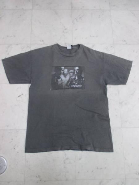 giant製 WEEZER ウィーザー  Tシャツ バンドTシャツ X0318