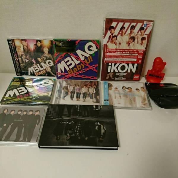 iKON MBLAQ 超新星CD.ライブグッズ等コンバットアクセサリージナン