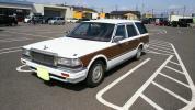 日産 Y30 セドリックワゴン セドバン 白 ウッド ベンコラ ディーゼル 4ナンバー 車検付き 維持費安 売切 当時
