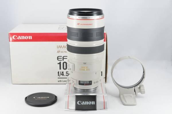 ★極上★Canon EF 100-400mm F4.5-5.6 L IS USM 付属有 #1665MS