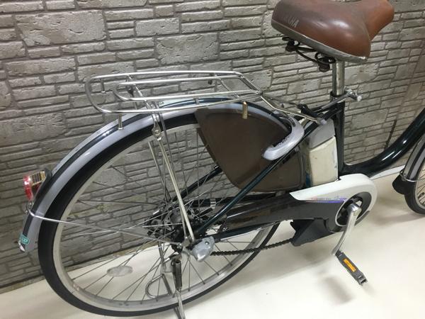 ヤマハ パス 8.1Ah (リチウム) 電動自転車 アシスト 良好_画像3