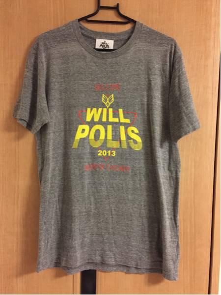 BUMP OF CHICKEN TOUR WILLPOLIS 2013 Tシャツ サイズM バンプオブチキン