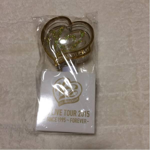 V6 20th anniversary ペンライト コンサートグッズの画像