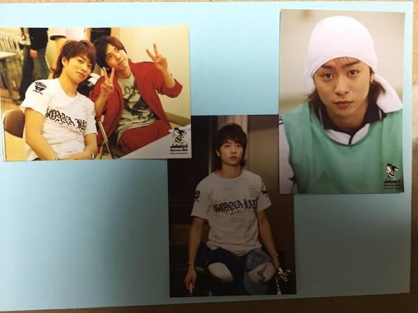 Johnny's Film Festa 2005 写真3枚 櫻井翔+二宮和也