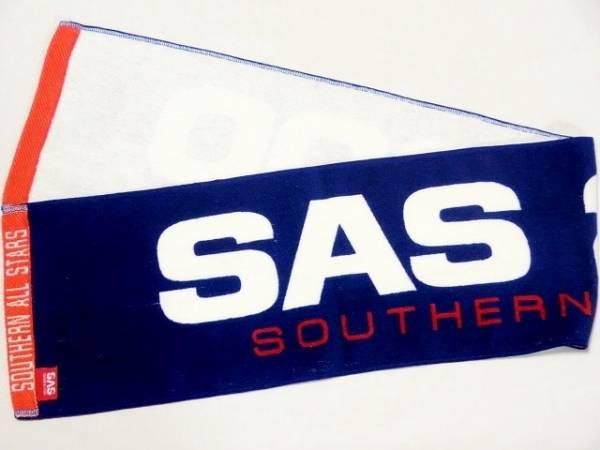 サザンオールスターズ SAS 2000 スポーツタオル ライブグッズの画像