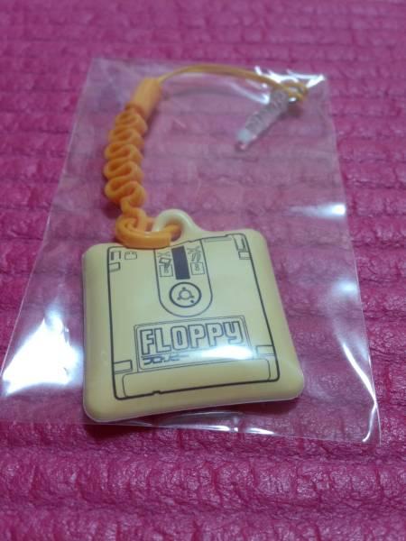 FLOPPY [ストラップ]画面クリーナー・黄色/ メトロノーム 新宿ゲバルト シンセサイザーズ ビートサーファーズ