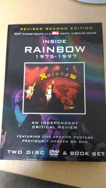 RAINBOW★INSIDE RAINBOW 1975-1997 (2DVD)★★送料込み ライブグッズの画像