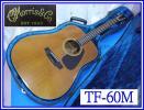 Morris モーリス TF-60M マーチンロゴタイプ フォークギター Made In Japan 日本製