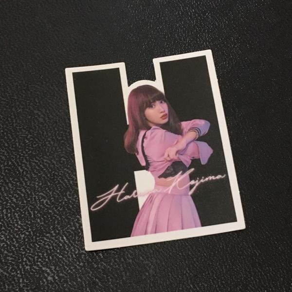 小嶋陽菜 homies オリジナル ステッカー AKB48 22market