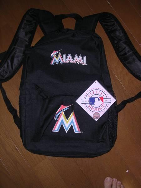 イチロー ★一つ前の商品群の中の新品リック  マイアミ・マーリンズ MLB クロネコの着払いです グッズの画像