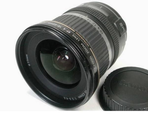キャノン EF-S 10-22mm F3.5-4.5 USM    CANON ZOOM 10-22ミリ ズーム
