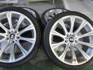 BMW5シリーズ M5本物 ヨコハマタイヤ&ホイールセット リアタイヤ新品