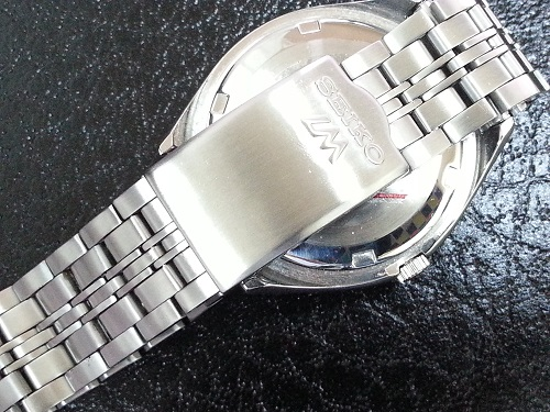 大野時計店 セイコー ロードマチック 5606-7300 自動巻 1973年10月製造 カットガラス 希少_画像3