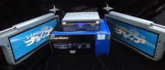 ドリームメーカー DVDプレイヤー & バイザーモニター