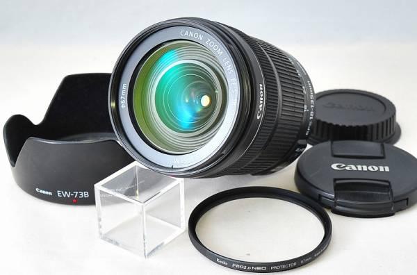 ★極上品★キヤノン CANON EF-S 18-135mm F3.5-5.6 IS STM 綺麗