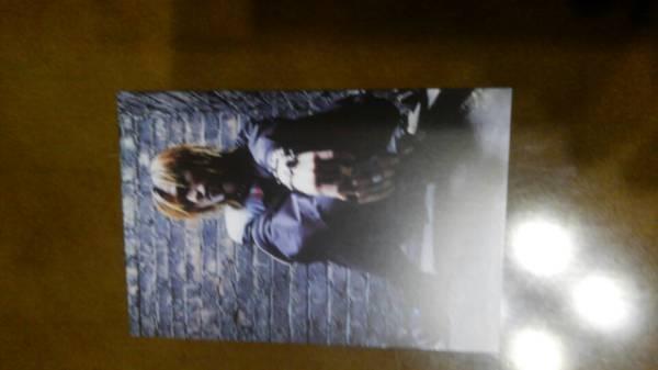 SUGIZOさんのポストカード