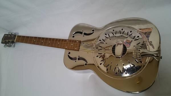 Johnson ジョンソン リゾネーター ギター AXL-998-1 中古品
