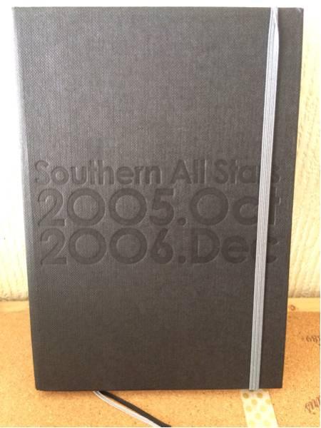 グッズ サザンオールスターズ 2006年 手帳 KILLER STREET サザン