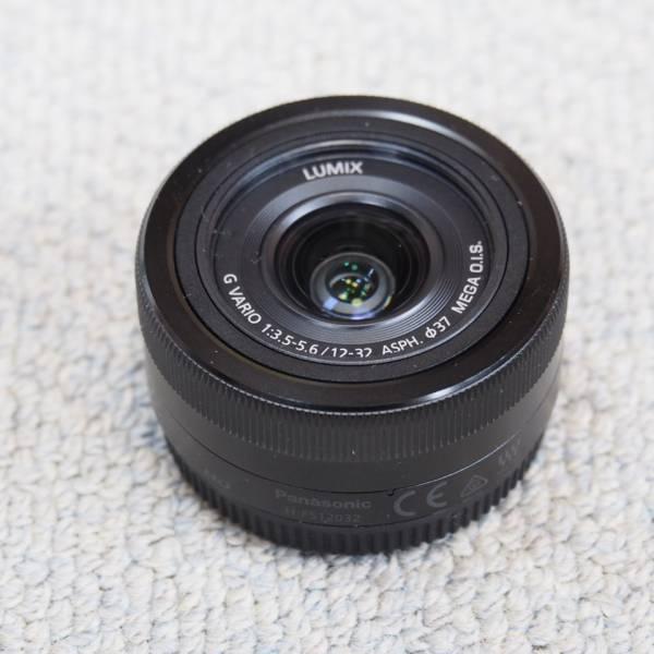 ★★パナソニックLUMIX G VARIO12-32mm F3.5-5.6 中古★★