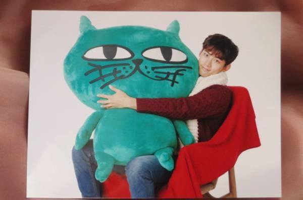 2PM テギョン オクキャット クリスマスイベント 写真 B OKCAT カード トレカ