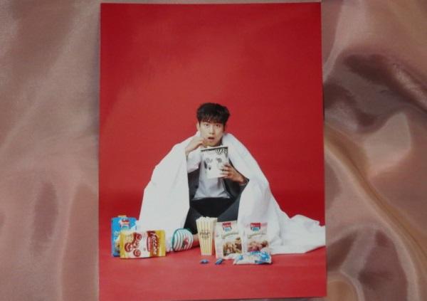 2PM テギョン オクキャット クリスマスイベント 写真 C OKCAT カード トレカ
