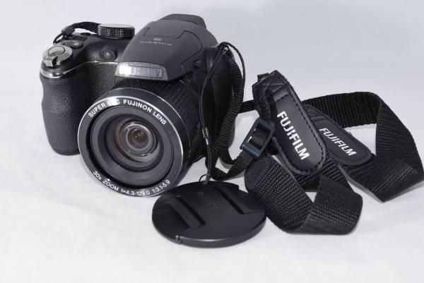 ☆ジャンク扱い☆FUJIFILM 富士フィルム FinePix S4000 デジタルカメラ☆光学30倍ズーム