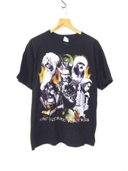1999年 聖飢魔Ⅱ FINAL Tシャツ L 黒 anvil ボディ セイキマツ 希少 レア