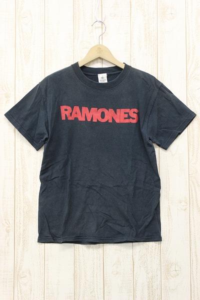 F7C028*Schwartz RAMONES Tシャツ