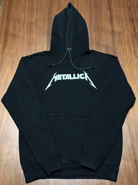 90s ビンテージ Metallica パーカー Mサイズ 90年代 ヴィンテージ メタリカ バンドT ライブグッズの画像