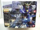 PGW1【中古】 半額スタート 1/100 MGシリーズ~ スーパーガンダム、フルアーマーZZガンダム 2種セット