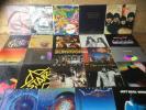 k6024 洋楽ROCK POPS LP155枚セットBeatles AERO SMITH BON JOVI survivor ヴァンデンバーグ プレスリー 100サイズ2箱