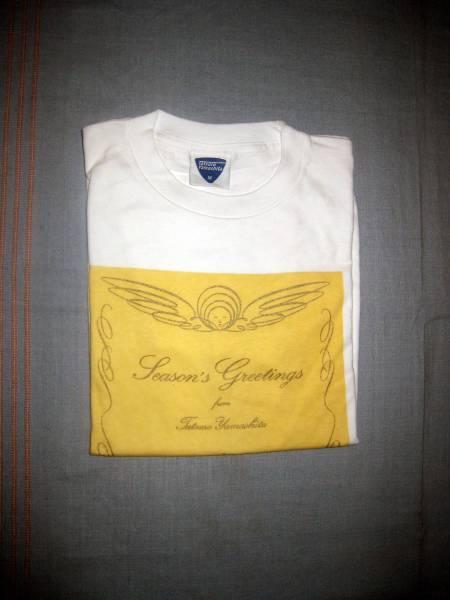 SEASON'S GREETINGS 山下達郎 Tシャツ