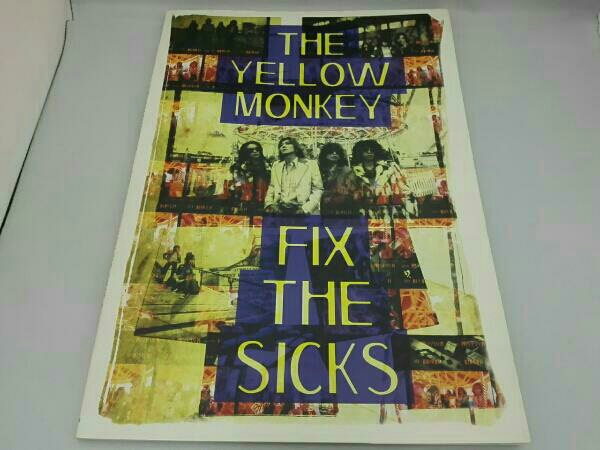 THE YELLOW MONKEY ARENA TOUR'97 FIX THE SICKS パンフレット