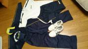 中学校 女子 体操服 セット スクール トレーニングウェア