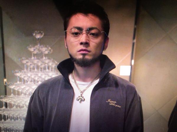 【超美品】闇金ウシジマくん juvenile delinquent セットアップXL ライブグッズの画像