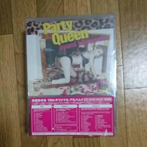 浜崎あゆみ 初回盤13thアルバム CD1枚,DVD2枚 ライブグッズの画像