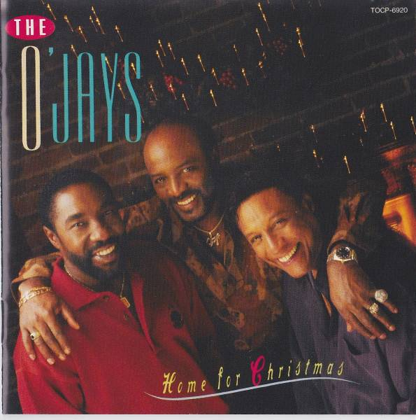The O'Jays(ザ・オージェイズ)/Home For Chrstmas_画像1